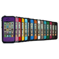 NEW Waterproof Shockproof Lifeproof Case for Apple iPhone 5 FREE SHIPPING