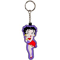 Betty Boop - Classic 3D Keychain