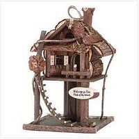 Decoration Ideas Tree House Bird Feeder