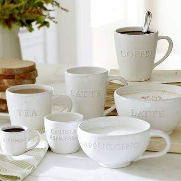 RHODES COFFEE MUGS