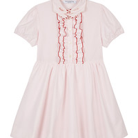 VIVETTA Opossum ruffle cotton dress 4-14 years