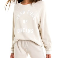Head Full of Dreams Sommers Sweatshirt