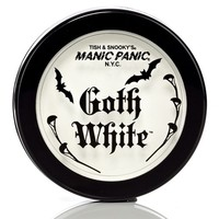 Goth White Manic Panic Powder Cream Foundation