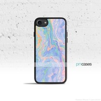 Pastel Oil Slick Phone Case Cover for Apple iPhone iPod Samsung Galaxy S & Note