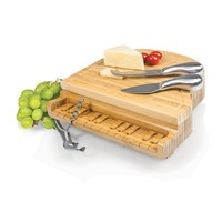 SheilaShrubs.com: Piano Cheese Board 900-00-505-000-0 by Picnic Time : Cheese & Cutting Boards