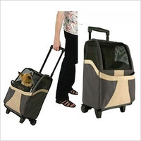 Euro Rolling Pet Airline Carrier