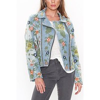 Lucinda Embroidered Jacket