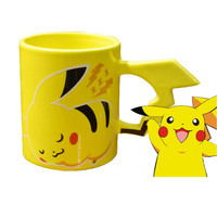 Pokemon Pikachu Cute Kawaii Coffee Mug