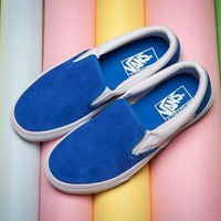 DCCKBWS Vans x Brothers Marshall Canvas Old Skool Flats Sneakers Sport Shoes