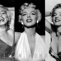 New Marilyn Monroe Collage Hollywood 24x36 Fine Art Print Poster Wall Decor Z125