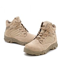 Waterproof Tactical Military Ankle Boots