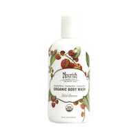 Nourish Organic Body Wash - Wild Berries - 10 fl oz