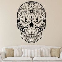 Day of the Dead Wall Decal