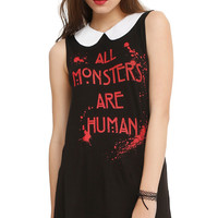 American Horror Story All Monsters Are Human Girls Top