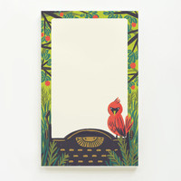 Typewriter and Parrot Notepad