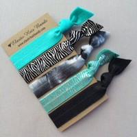 The Mila Elastic Hair Tie Ponytail Holder Collection by Elastic Hair Bandz