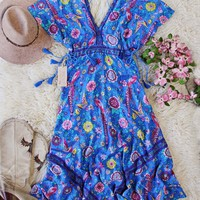 Lovebird Maxi Dress