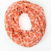 Pink Panther Infinity Scarf