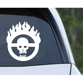 Mad Max Fury Road Brand Vinyl Die Cut Decal Sticker