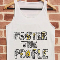 Foster The Peopledesign for Tank Top Mens and Tank Top Girls