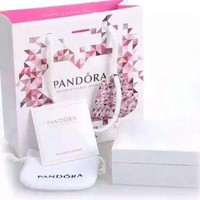 Pandora Like Compatible DIY Box Women Birthday Gift Casual Jewelry Accessories Bracele