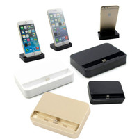 iPhone Charging Dock Station, Sync and Charge Stand for Desk Compatible for iPhone