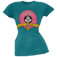 Looney Tunes - Original Logo Juniors T-Shirt
