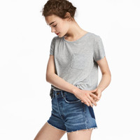 H&M T-shirt with Chest Pocket $9.99