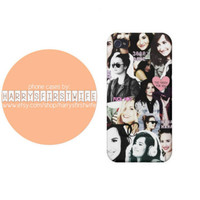 Demi Lovato collage iPhone 4/4s 5/5s/5c & iPod 4/5 Case