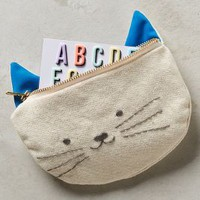 Four-Legged Friend Pouch by Anthropologie