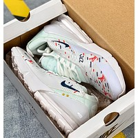 Nike Air Max 270 Half-palm air-cushioned jogging shoes