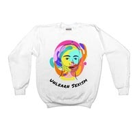 Unlearn Sexism -- Sweatshirt
