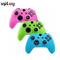 Glow in Dark Soft Silicone Rubber Case Skin Grip Protective Cover For Xbox One Controller Silicone Case for Xbox one Gamepad