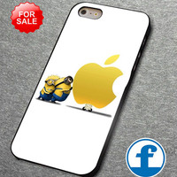 Minions Apple  for iphone, ipod, samsung galaxy, HTC and Nexus PHONE CASE