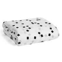 Organic Cotton Muslin Swaddle Blanket - Confetti