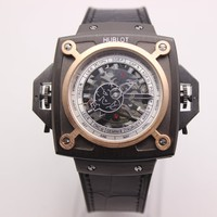 cc qiyif Hublot Antikythera SunMoon black gold