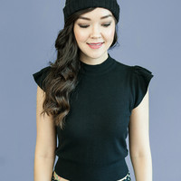 Day to Night Knit Top