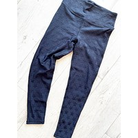Jacquard Star Leggings