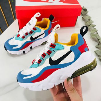 Child    NIKE 270 Air cushion second generation children's shoes