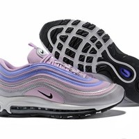 Nike Air Max 97 Purple Women Basketball Sneaker