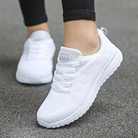 Woman Casual Breathable Sneakers Fashion Mesh Shoes