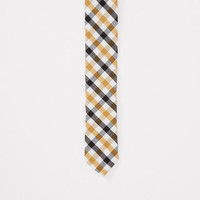 Mike Gingham Tie