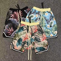 FOG  Maple leaves  men Shorts