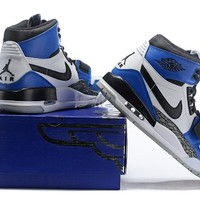 Air Jordan Legacy 312 NRG - White/Blue