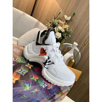 lv louis vuitton womans mens 2020 new fashion casual shoes sneaker sport running shoes 183