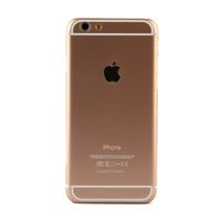SLEEK IPHONE CASE GOLD