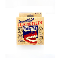 Yakity-Yak Wind-up Talking Teeth
