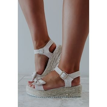 Little Bow Peep Wedges: Multi