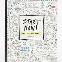 Gifts | Start Now Creativity Journal Book at ASOS