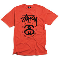 Stock Link T-Shirt Coral